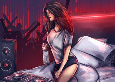 Пати на твоей кровати – RYZE (текст песни)