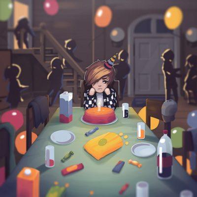 С днём рождения меня - МЭЙКЛАВ