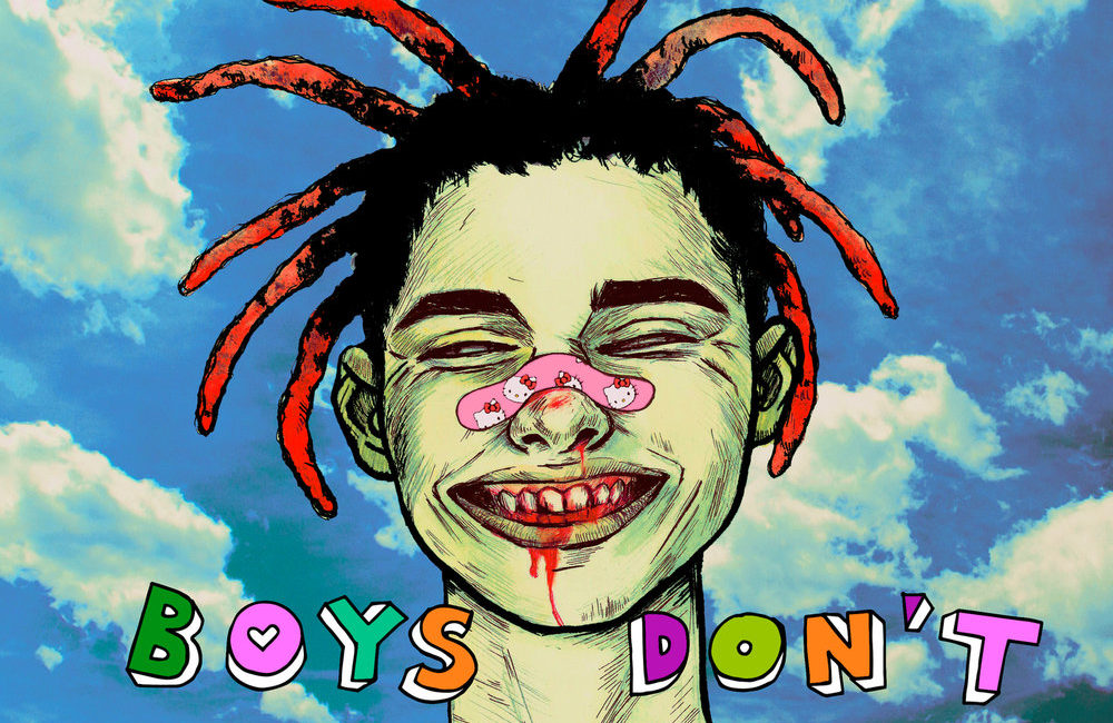BOYS DON'T CRY - GONE.Fludd