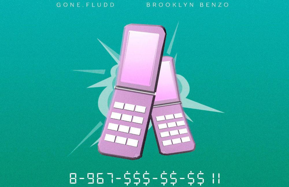 8-967-$$$-$$-$$ II - GONE.Fludd, Brooklyn Benzo