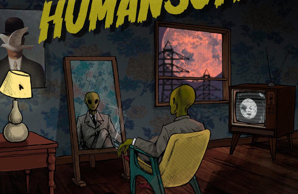 GONE.Fludd - HUMANSUIT