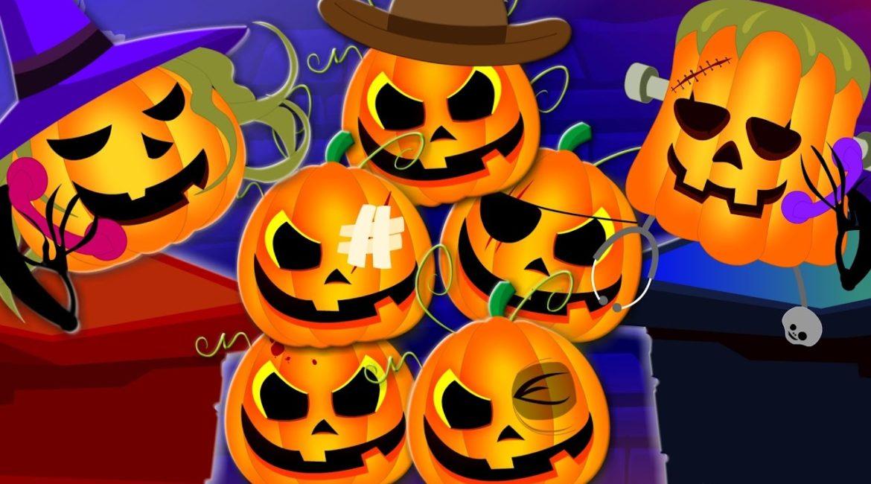 8 детских песен на Halloween на английском языке